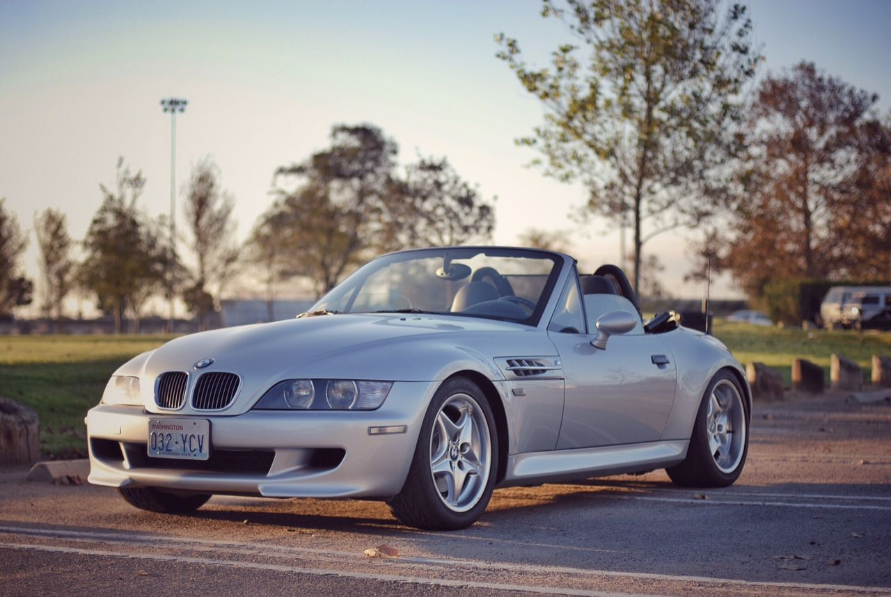 LC90535 - Part 2: Suspension Overhaul || M Roadster Buyers Guide