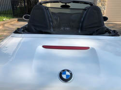 2002 BMW M Roadster in Alpine White 3 over Black Nappa
