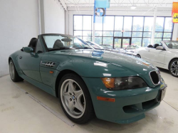 1998 BMW M Roadster in Evergreen over Black Nappa