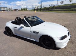 1999 BMW M Roadster in Alpine White 3 over Black Nappa