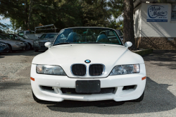 2000 BMW M Roadster in Alpine White 3 over Estoril Blue & Black Nappa