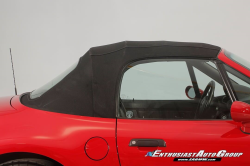 2001 BMW M Roadster in Imola Red 2 over Black Nappa