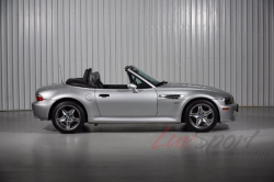 2002 BMW M Roadster in Titanium Silver Metallic over Dark Gray & Black Nappa
